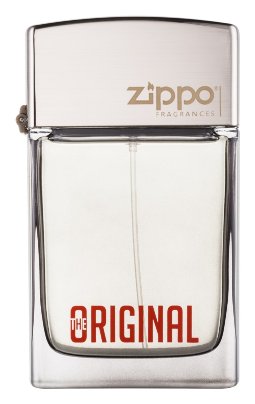 Zippo Fragrances The Original Eau de Toilette for Men 75 ml
