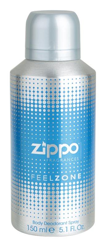 Zippo Fragrances Feelzone for Him Deo Spray for Men 150 ml