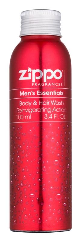 Zippo Fragrances Men´s Essentials żel pod prysznic dla mężczyzn 100 ml