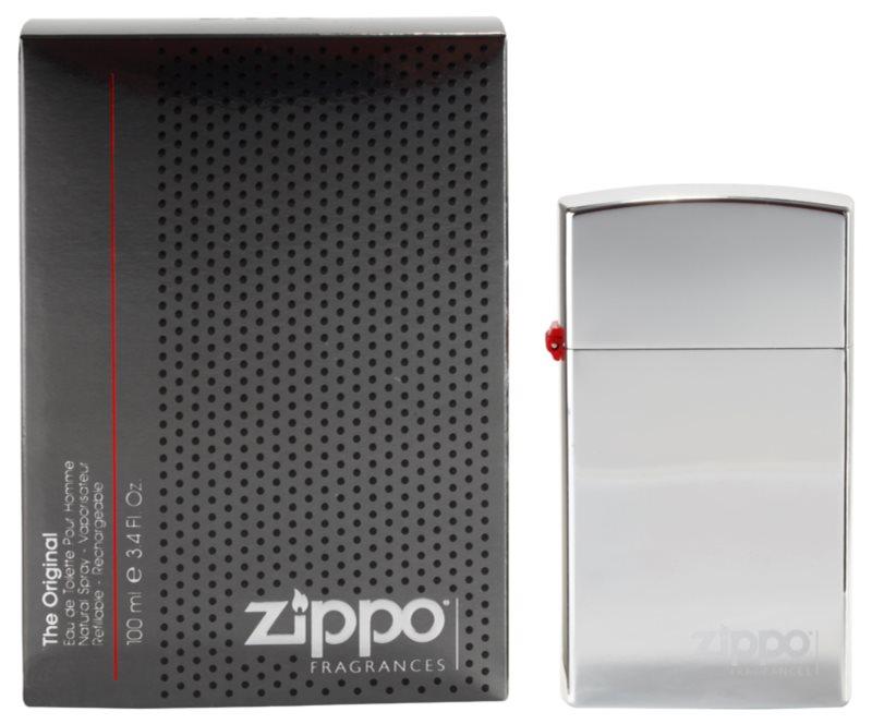 Zippo Fragrances The Original Eau de Toilette for Men 100 ml