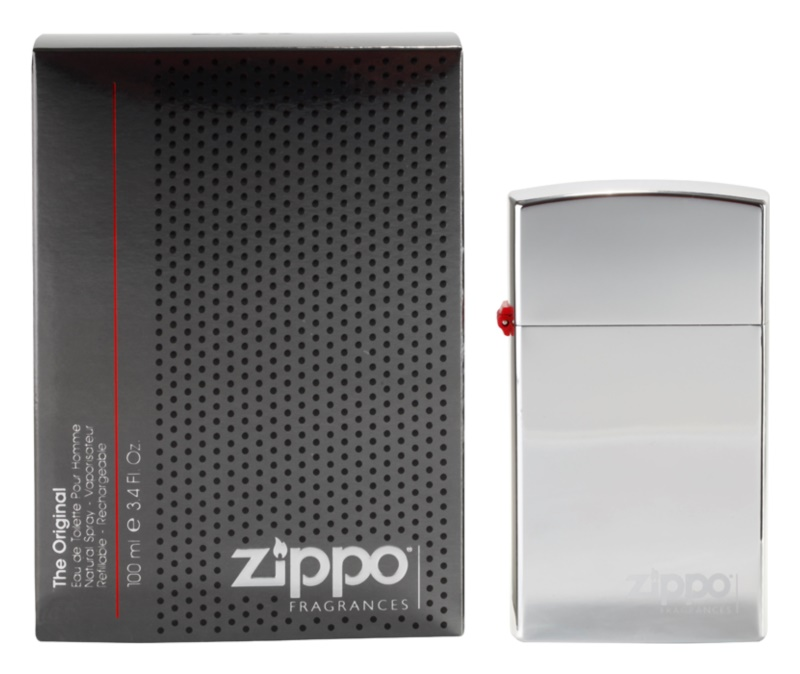 Zippo Fragrances The Original eau de toilette pentru barbati 100 ml