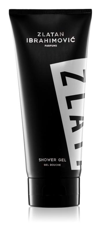 Zlatan Ibrahimovic Zlatan Pour Homme Shower Gel for Men 200 ml