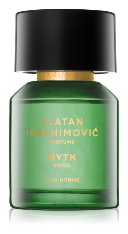 Zlatan Ibrahimovic Myth Wood toaletní voda pro muže 100 ml