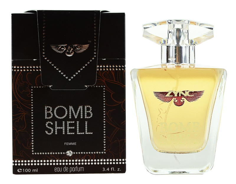 Zync Bombshell Eau de Parfum for Women 100 ml