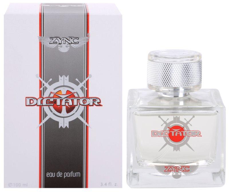 Zync Dictator Eau de Parfum für Herren 100 ml