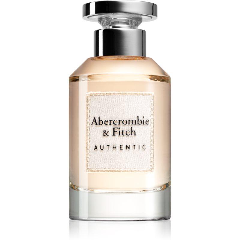 Abercrombie & Fitch Authentic eau de parfum pentru femei 100 ml thumbnail