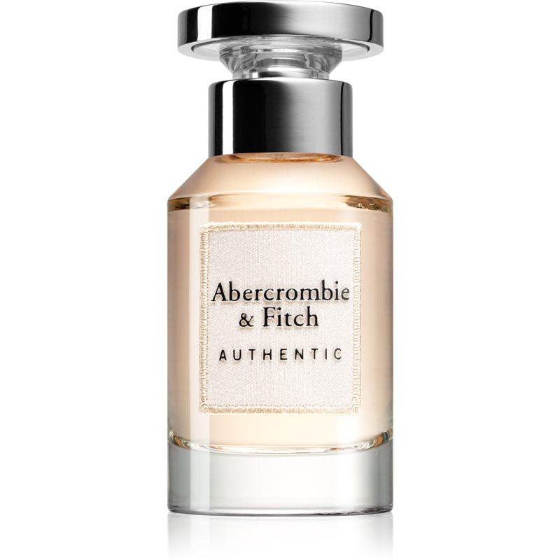 Abercrombie & Fitch Authentic eau de parfum pentru femei 50 ml thumbnail