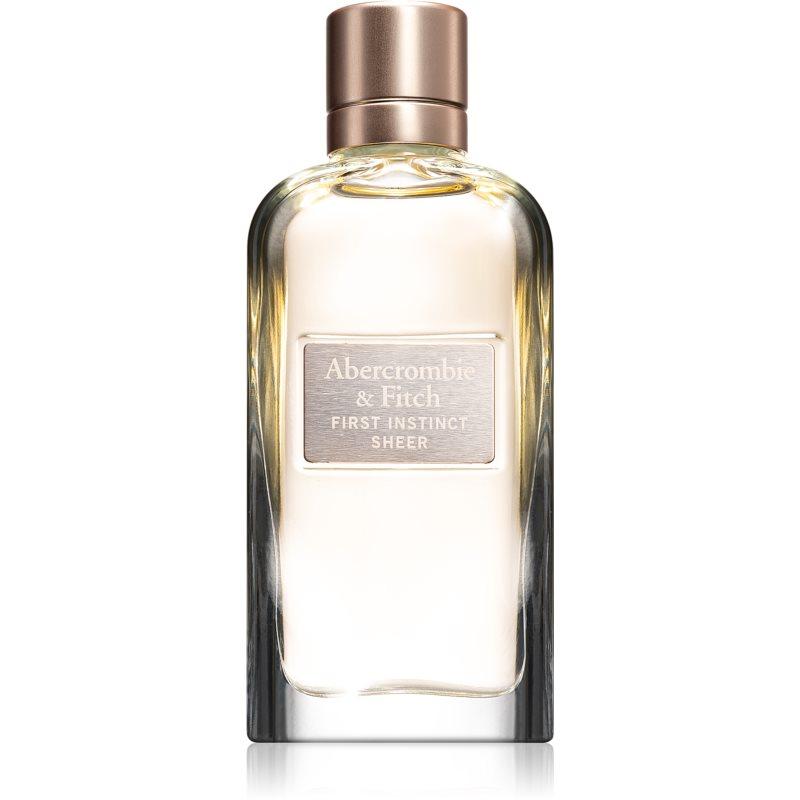 Abercrombie & Fitch First Instinct Sheer eau de parfum pentru femei 50 ml thumbnail