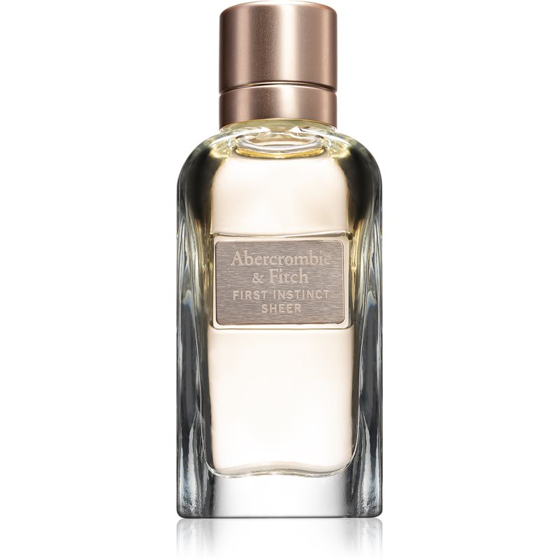 Abercrombie & Fitch First Instinct Sheer eau de parfum pentru femei 30 ml thumbnail