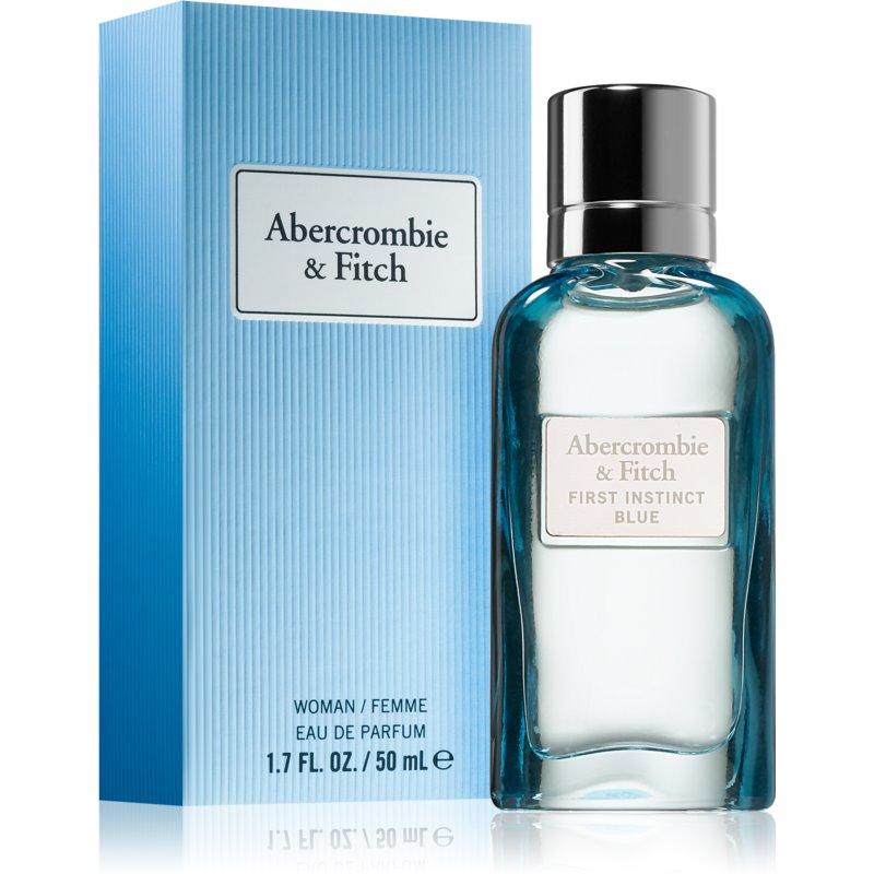 Abercrombie & Fitch First Instinct Blue eau de parfum pentru femei 50 ml thumbnail