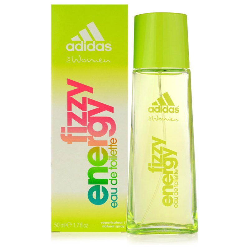 Adidas Fizzy Energy eau de toilette pentru femei 50 ml thumbnail