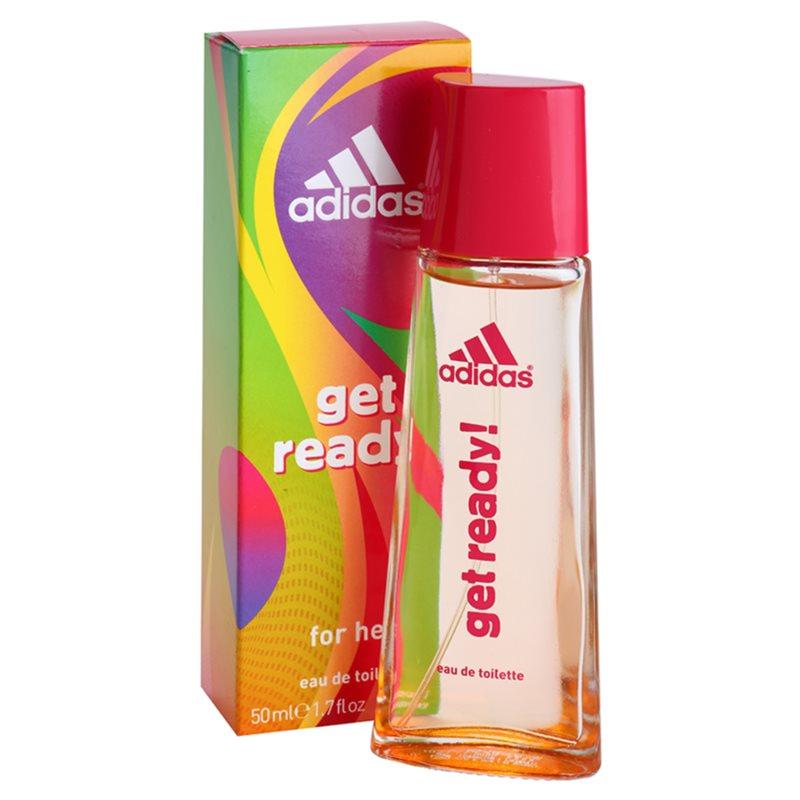 Adidas Get Ready! eau de toilette pentru femei 50 ml thumbnail