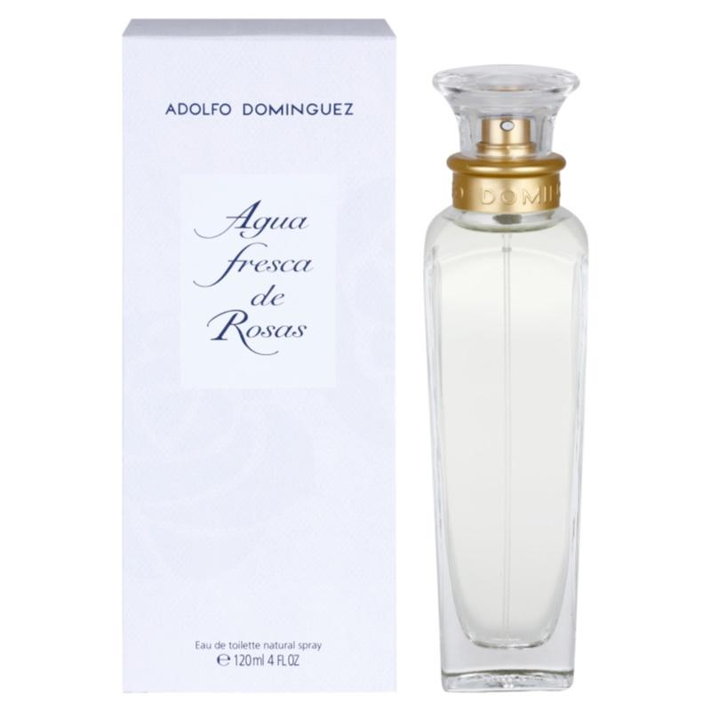 Adolfo Dominguez Agua Fresca de Rosas eau de toilette pentru femei 120 ml thumbnail