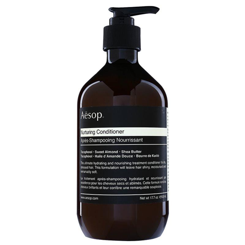 Aēsop Hair Nurturing condicionador nutritivo para cabeloseco, danificado e quimicamente tratado 500 ml