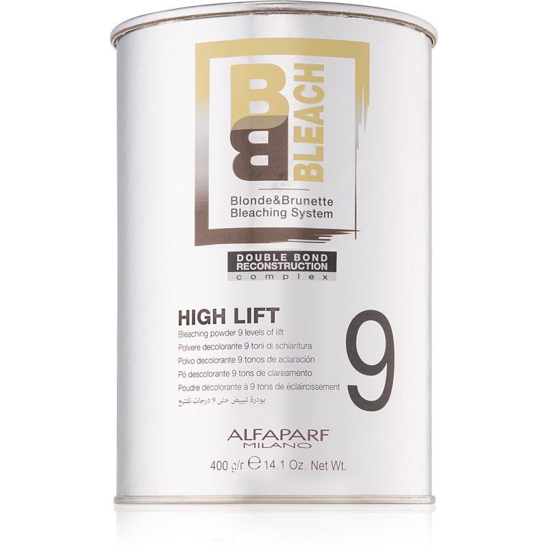 Alfaparf Milano B&B Bleach High Lift 9 pudra pentru extra stralucire 400 g thumbnail