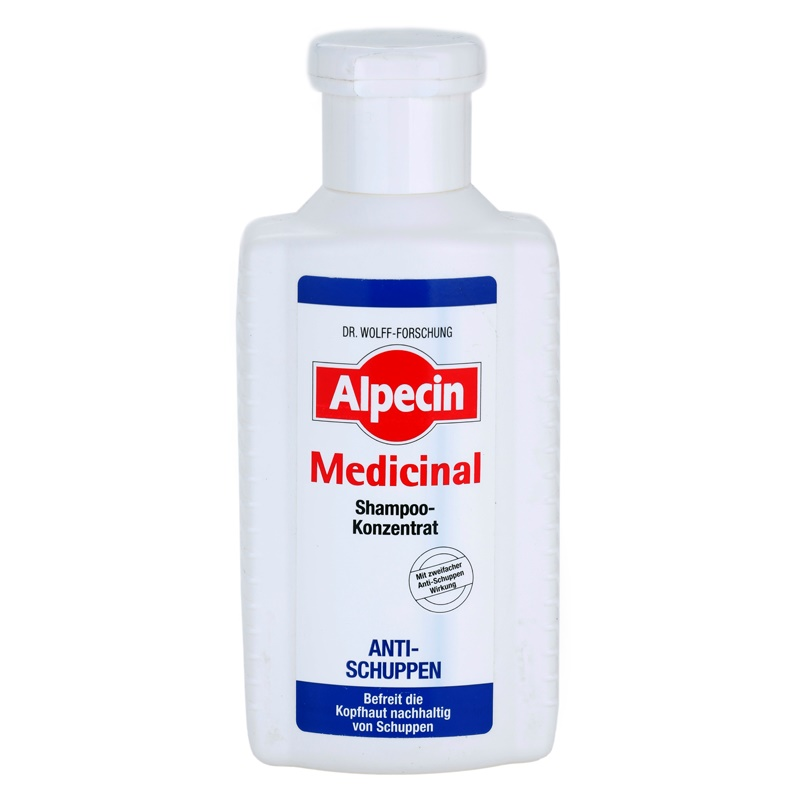 Alpecin Medicinal концентриран шампоан против пърхот 200 мл.