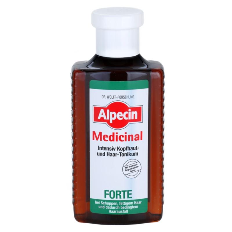 Alpecin Medicinal Forte интензивен тоник против пърхот и косопад 200 мл.