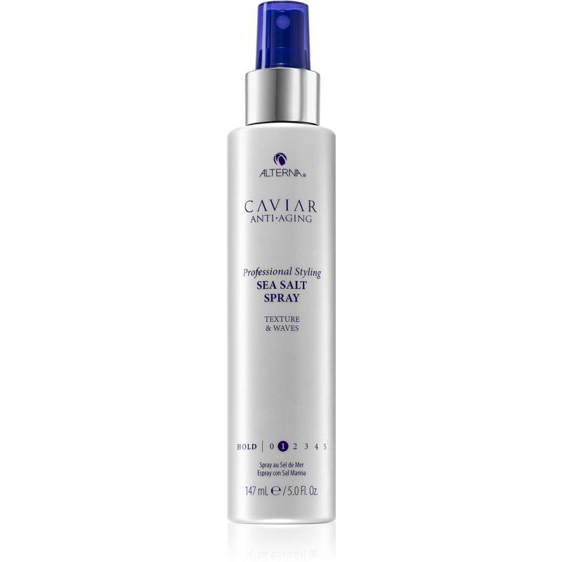 Alterna Caviar Anti-Aging солен спрей за стайлинг за структура и блясък 147 мл.