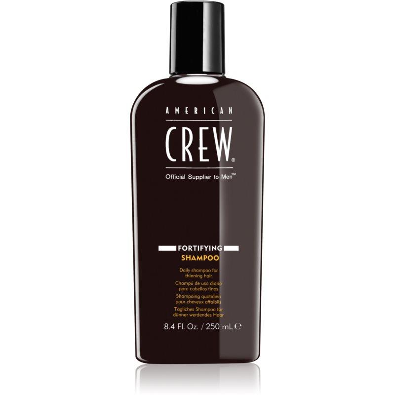 American Crew Fortifying obnovující šampon pro hustotu vlasů 250 ml