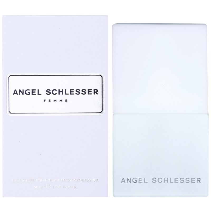 Angel Schlesser Femme eau de toilette para mujer 50 ml