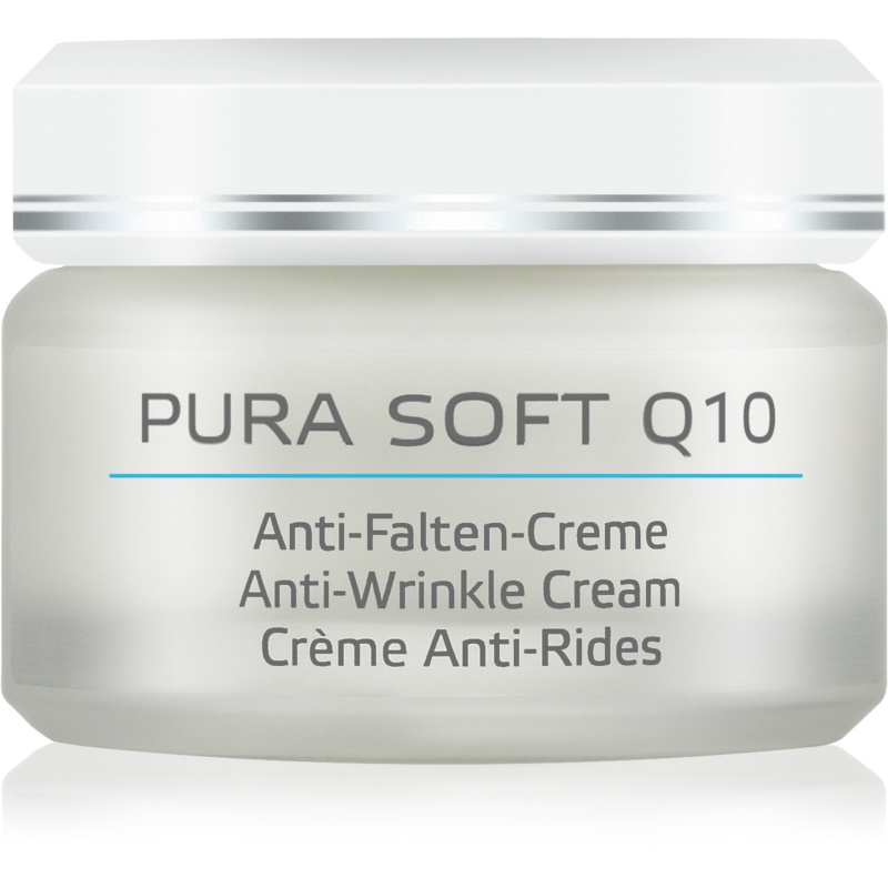 ANNEMARIE BÖRLIND Pura Soft Q10 nawilżający krem przeciwzmarszczkowy 50 ml