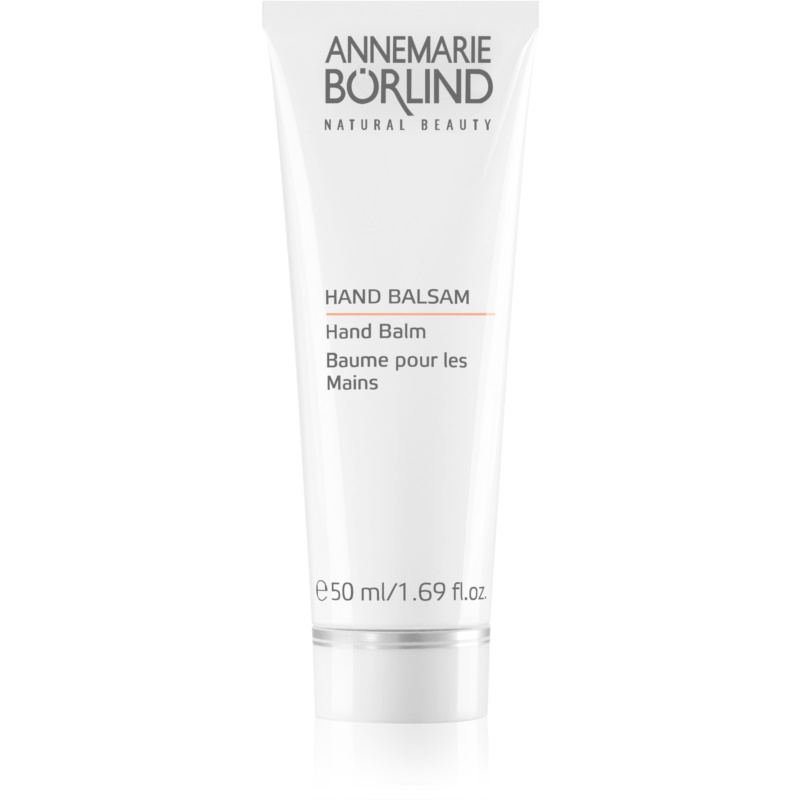 ANNEMARIE BÖRLIND Hands Handcreme