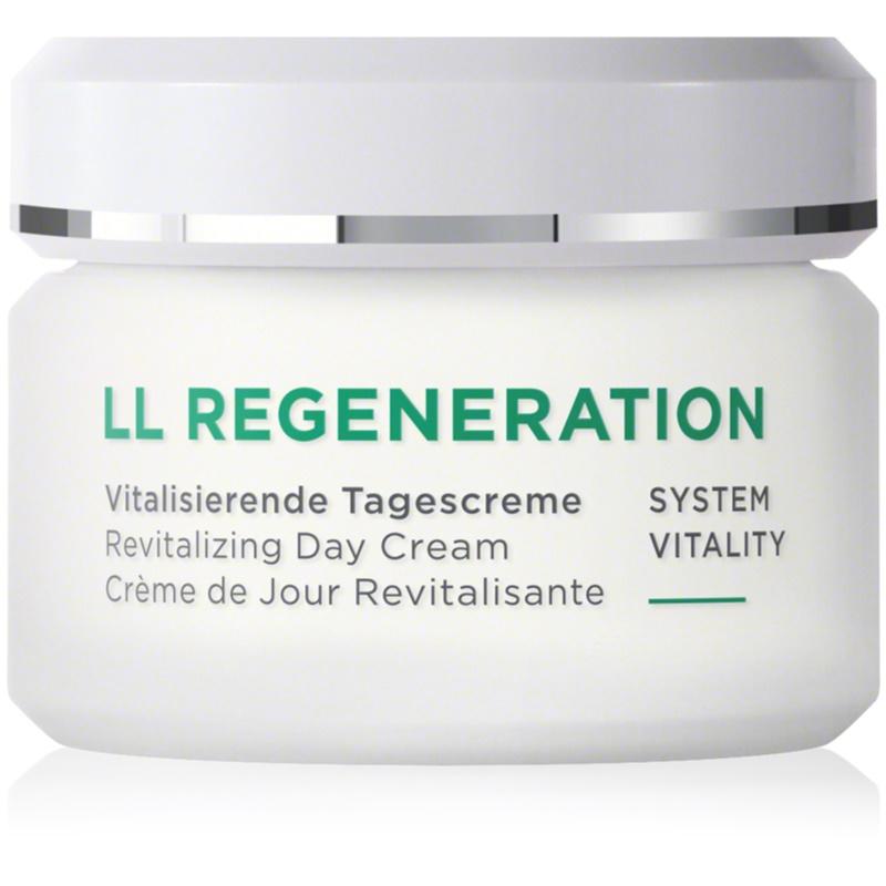 ANNEMARIE BÖRLIND LL Regeneration regenerujący krem na dzień do skóry suchej 50 ml