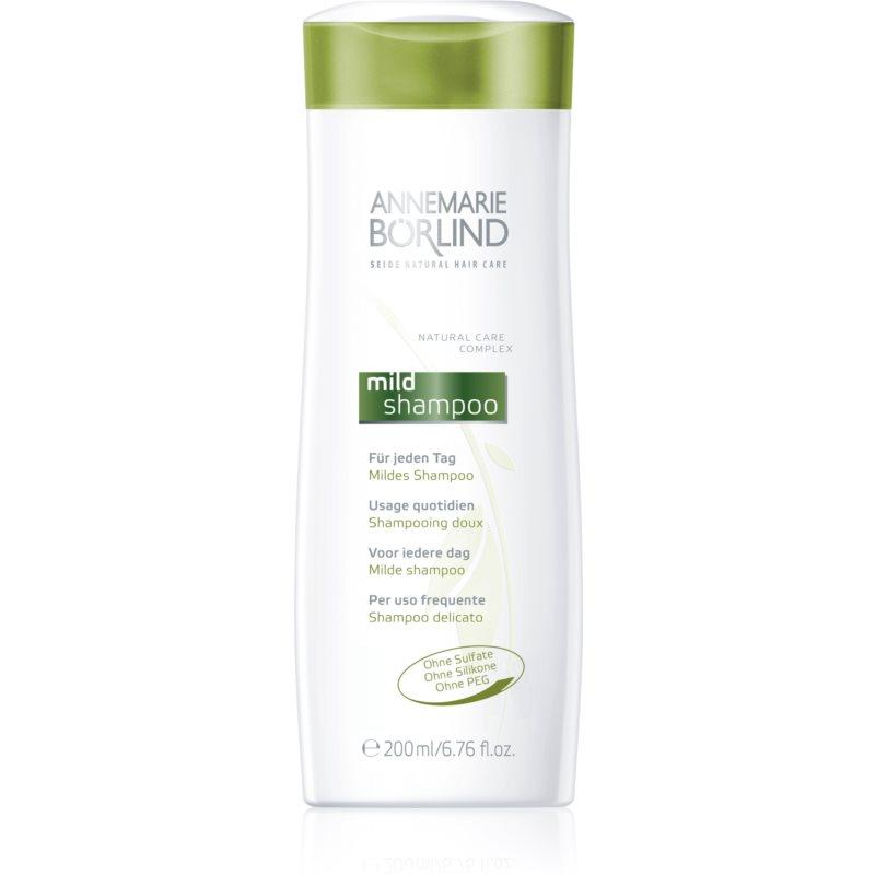 ANNEMARIE BÖRLIND SEIDE NATURAL HAIR CARE Mildes Shampoo 200 ml