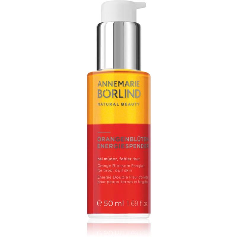 ANNEMARIE BÖRLIND Special Care energetyzujący kosmetyk z kwiatów pomarańczy 50 ml