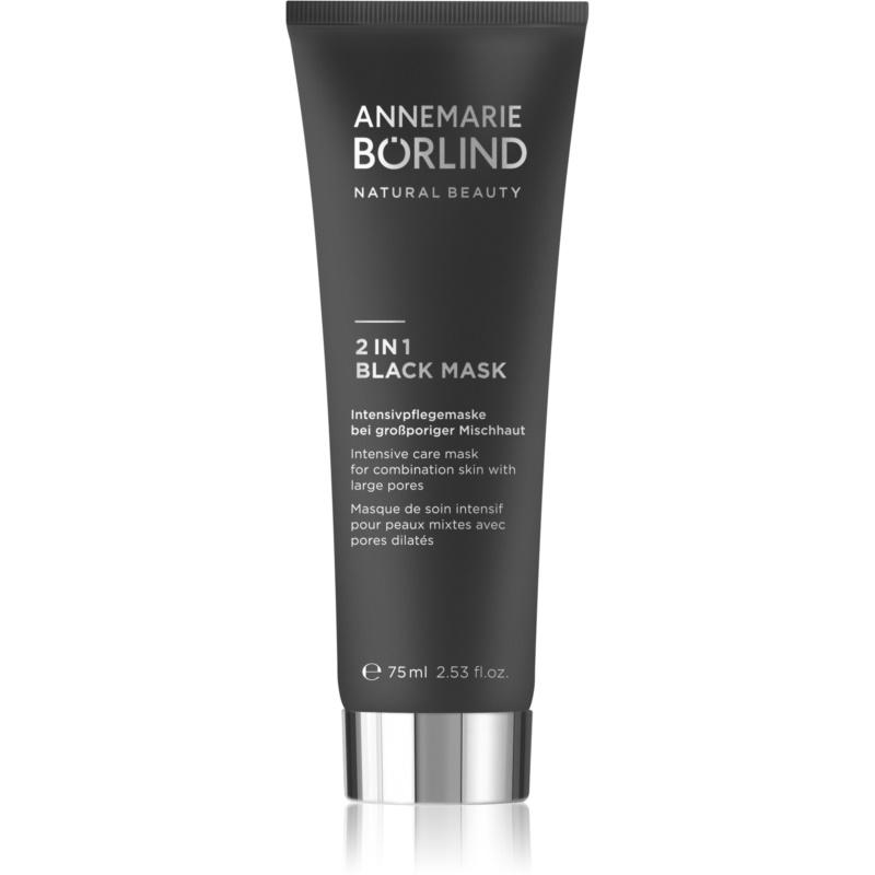 AnneMarie Börlind Beauty Masks 2 in 1 Maske für gemischte bis fettige