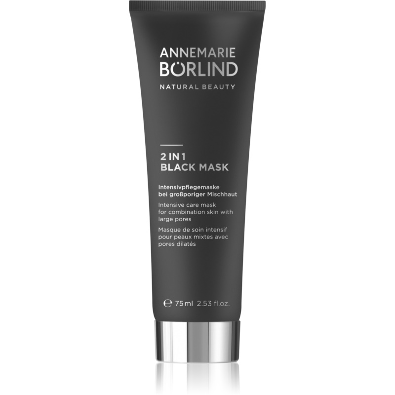 ANNEMARIE BÖRLIND Beauty Masks 2 in 1 Maske für gemischte bis fettige