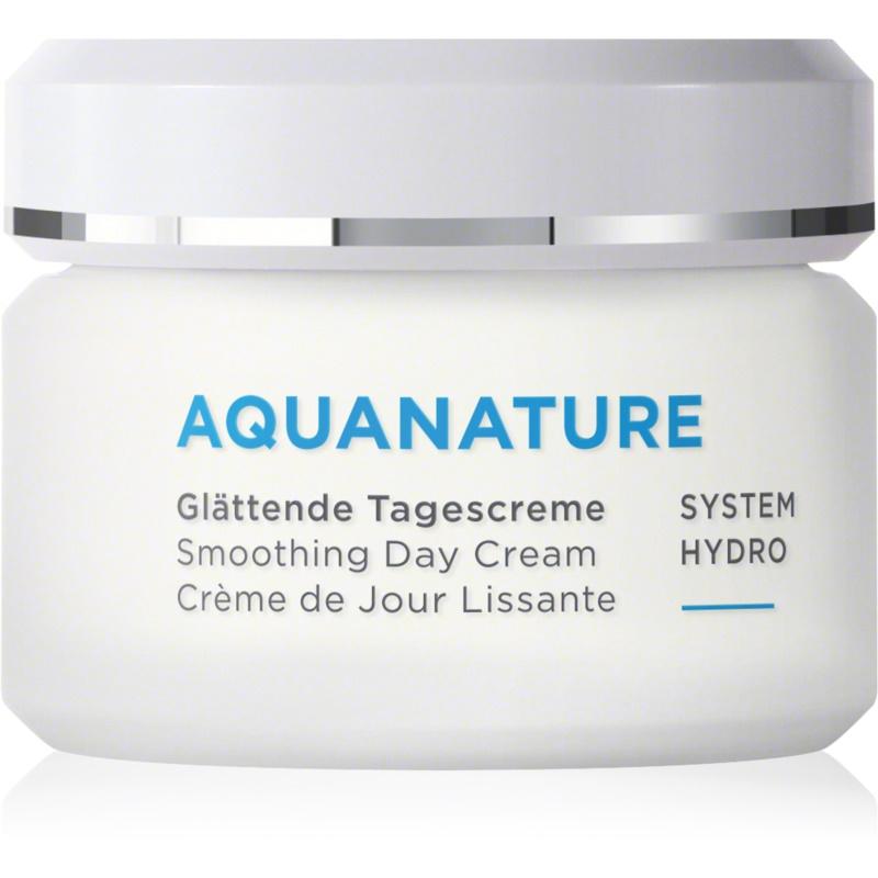 ANNEMARIE BÖRLIND AquaNature - System Hydro wygładzający krem na dzień 50 ml