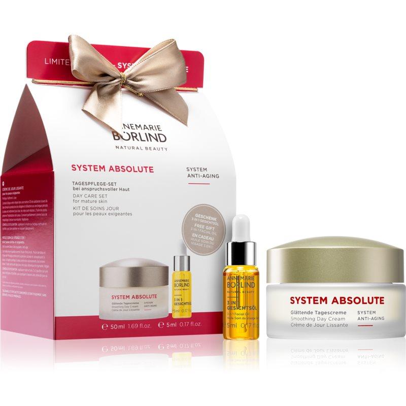 ANNEMARIE BÖRLIND SYSTEM ABSOLUTE zestaw kosmetyków II. (na dzień) dla kobiet