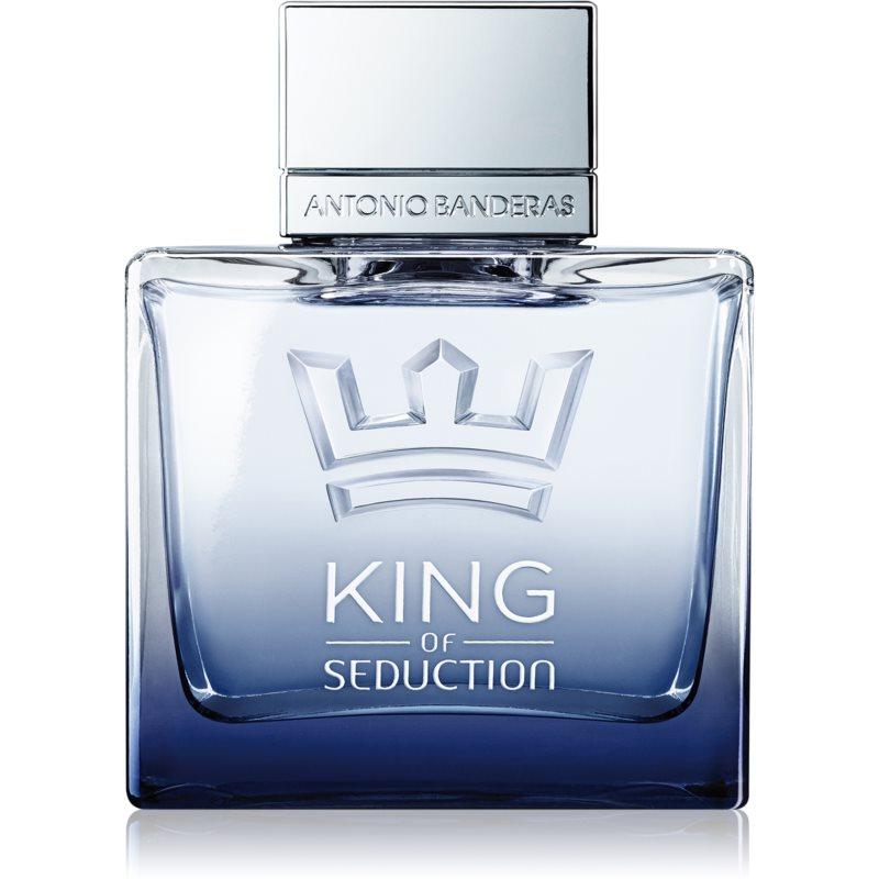 Antonio Banderas King of Seduction Eau de Toilette for Men 100 ml thumbnail