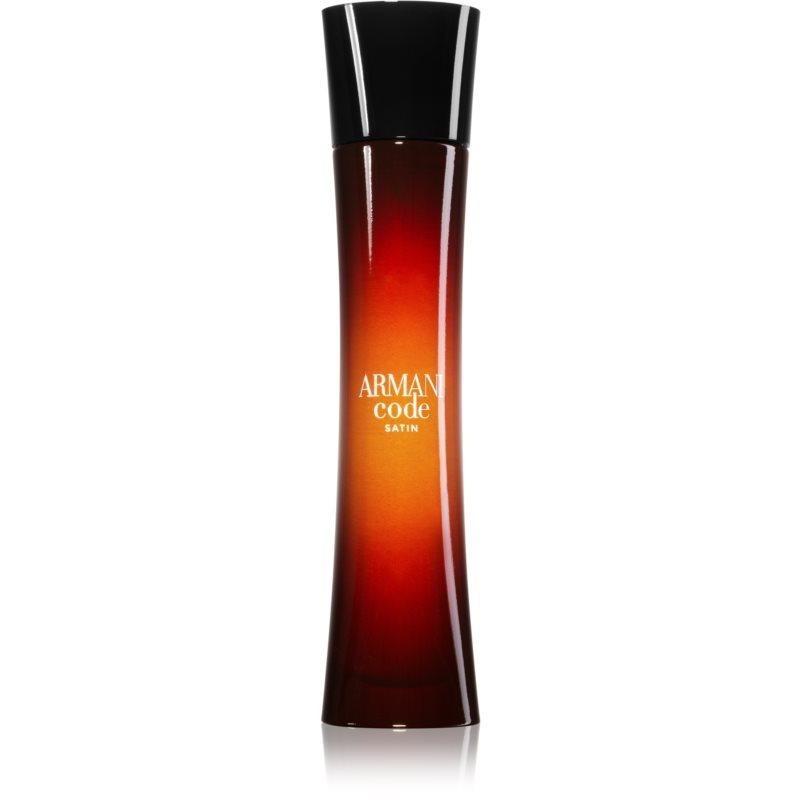 Armani Code Satin Eau de Parfum f�r Damen 50 ml