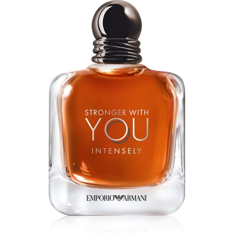 Armani Emporio Stronger With You Intensely Eau de Parfum für Herren 100 ml