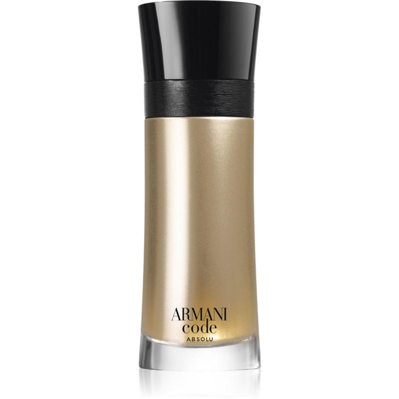 Armani Code Absolu eau de parfum pentru bărbați 200 ml thumbnail