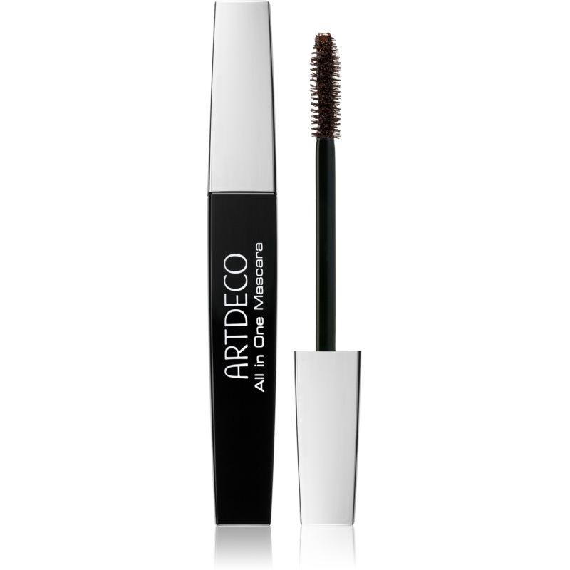 Artdeco All in One Mascara rimel pentru volum, styling și curbarea genelor culoare 202.03 Brown 10 ml thumbnail