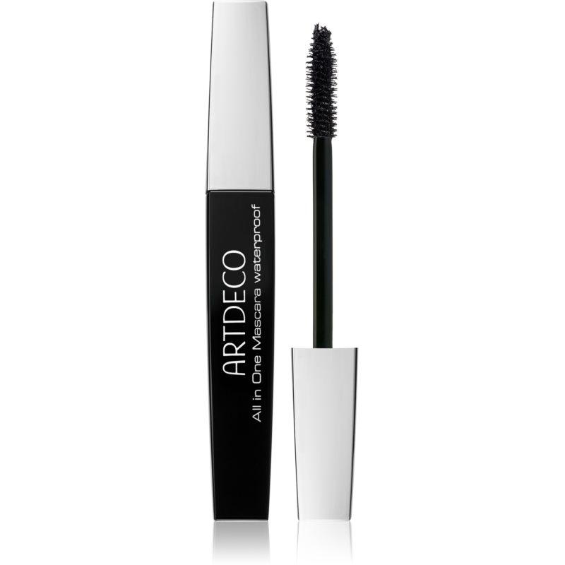Artdeco All in One Mascara Waterproof rimel pentru volum, styling și curbarea genelor rezistent la apa culoare 203.07 10 ml thumbnail