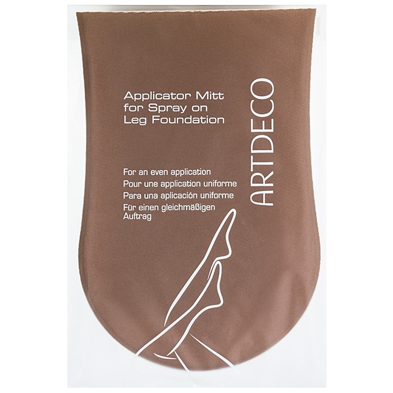 Artdeco Applicator Mitt for Spay on Leg Foundation guantes para aplica