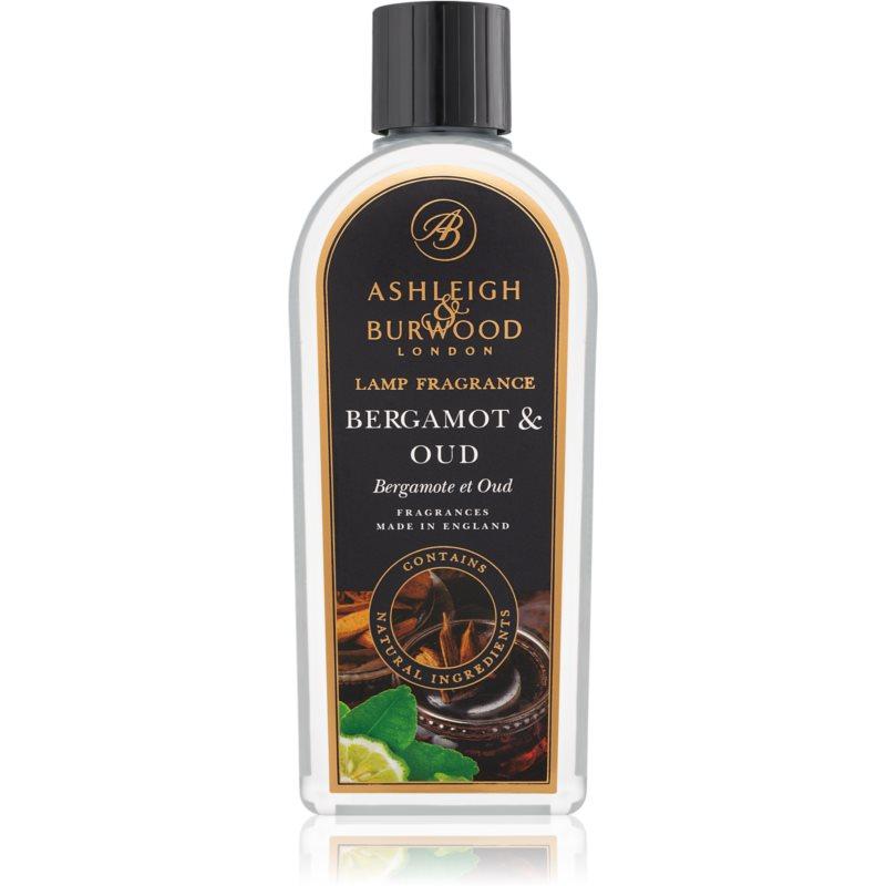 Ashleigh & Burwood London Lamp Fragrance Bergamot & Oud rezervă lichidă pentru lampa catalitică 500 ml thumbnail