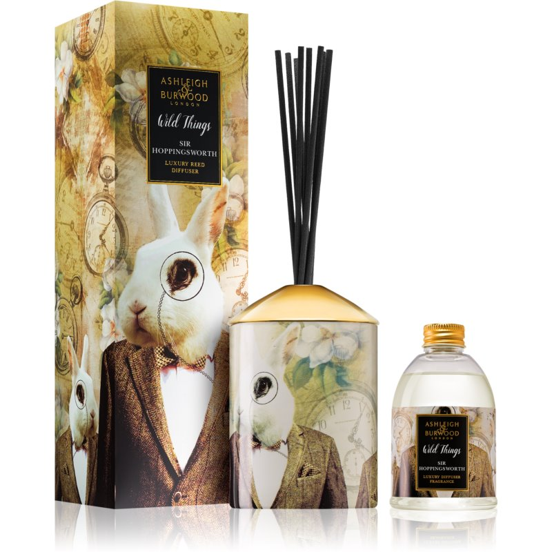 Ashleigh & Burwood London Wild Things Sir Hoppingsworth aroma difusor com recarga 200 ml