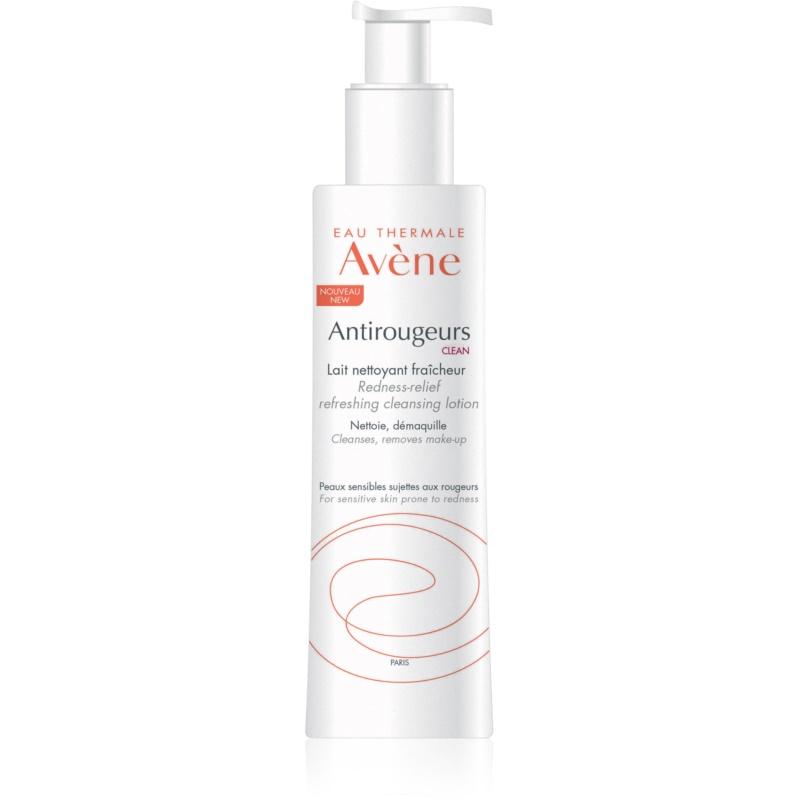 Avène Antirougeurs почистващо мляко, намаляващо зачервяването на кожата 200 мл.