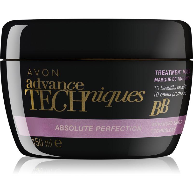 Avon Advance Techniques Absolute Perfection masca de par regeneratoare 150 ml thumbnail