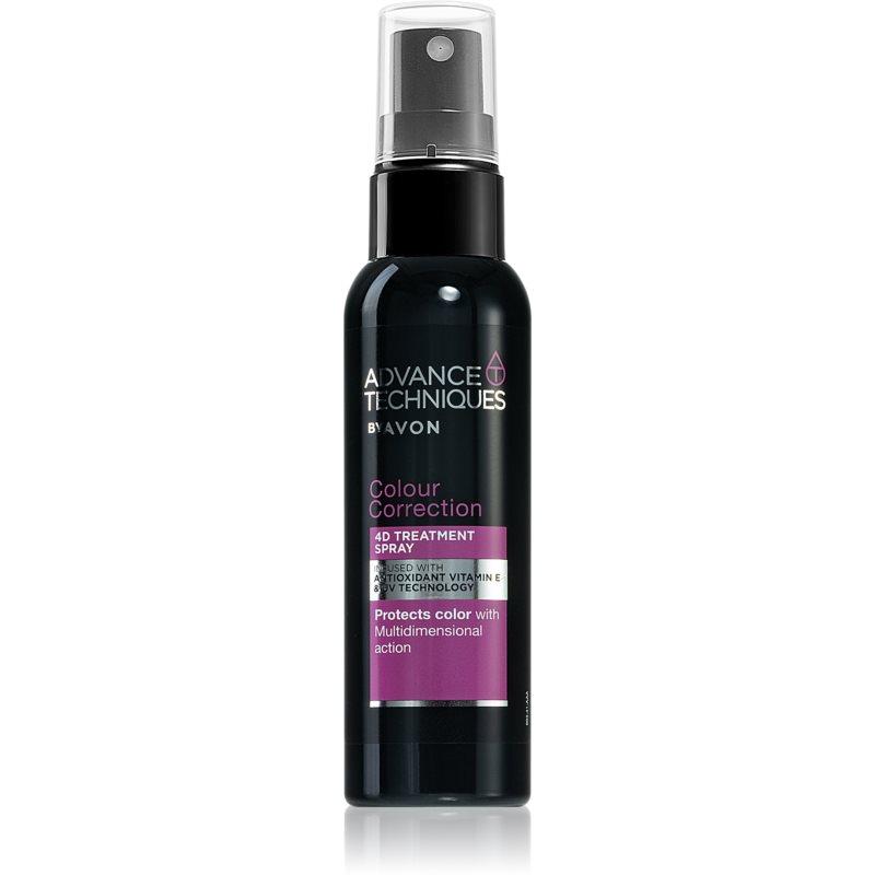 Avon Advance Techniques Colour Correction îngrijire spray 4D, fără clătire pentru păr vopsit 100 ml thumbnail