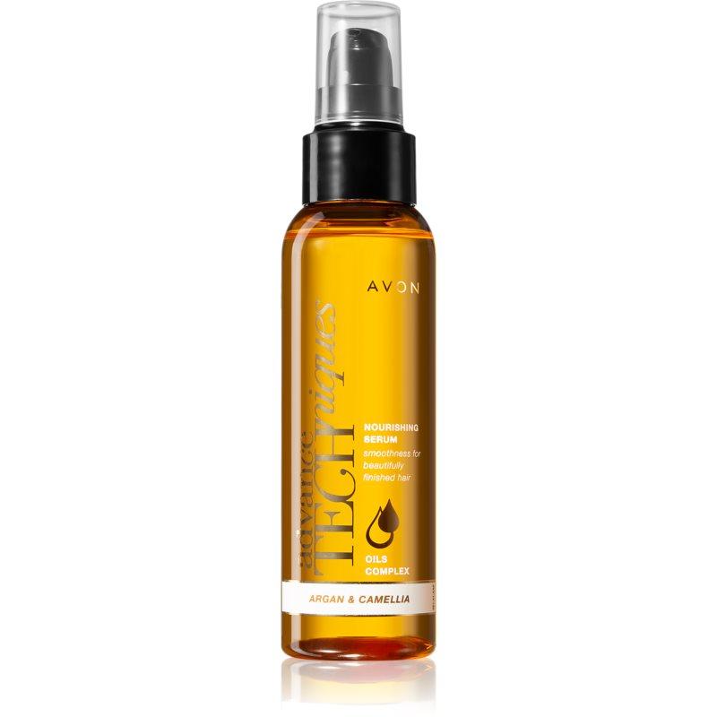 Avon Advance Techniques Ultra Smooth intenzív tápláló szérum luxus olajokkal 100 ml