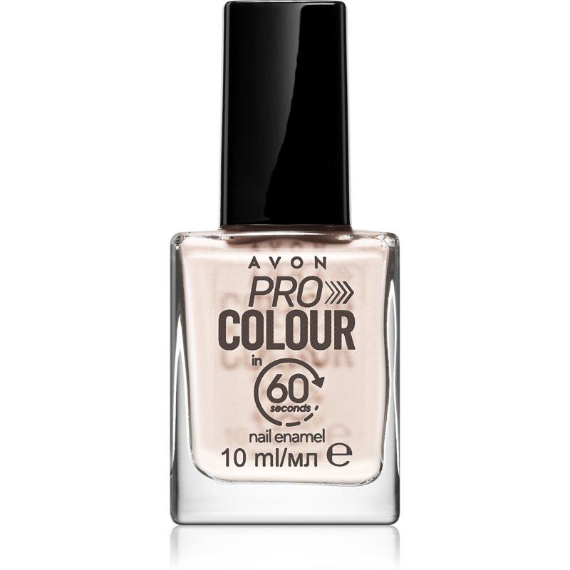 Avon Pro Colour körömlakk árnyalat Hurried Lilac 10 ml