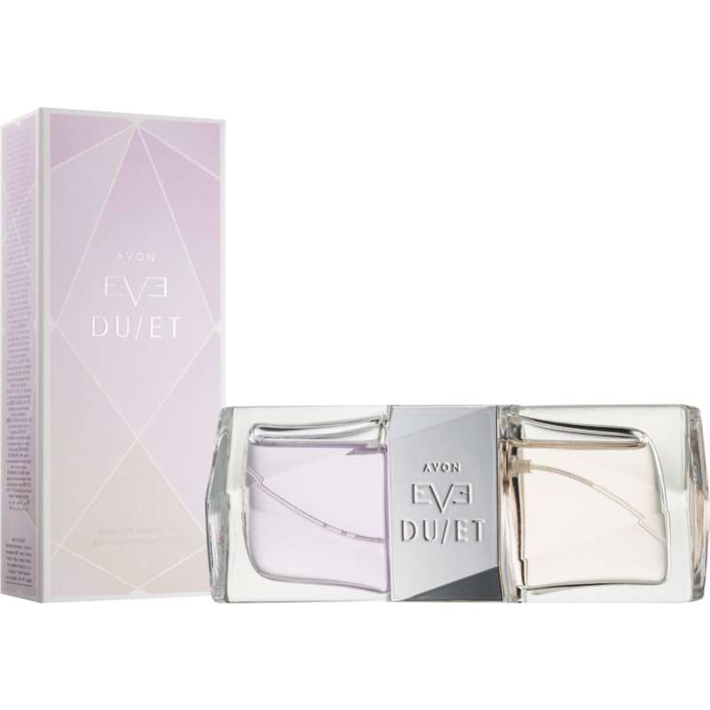Avon Eve Duet Eau de Parfum hölgyeknek 2 x 25 ml
