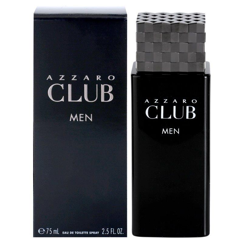 Azzaro Club eau de toilette para hombre 75 ml