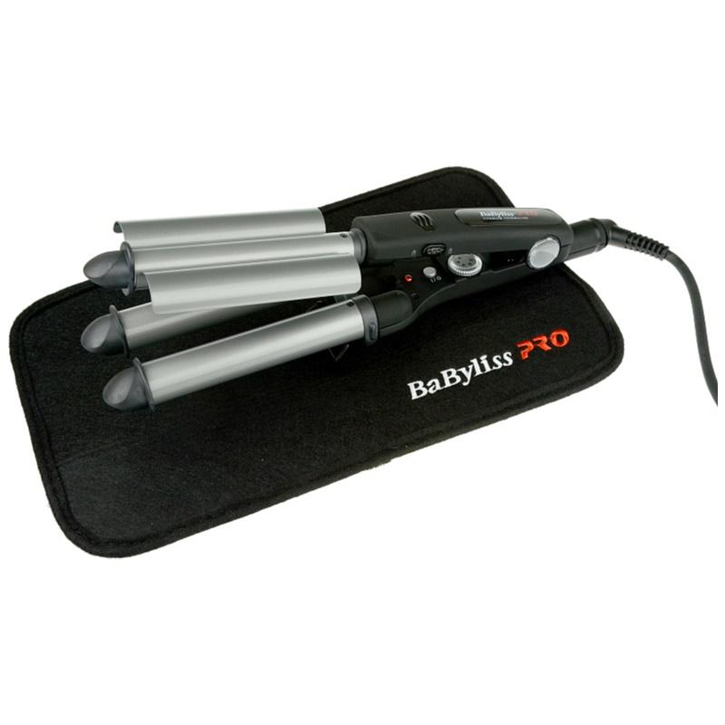 BaByliss PRO Curling Iron 2269TTE Lockenwickler dreifach für das Haar BAB2269TTE